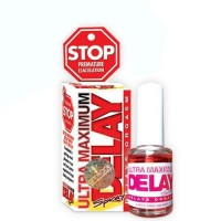 Stop Ultra Maximum Spray